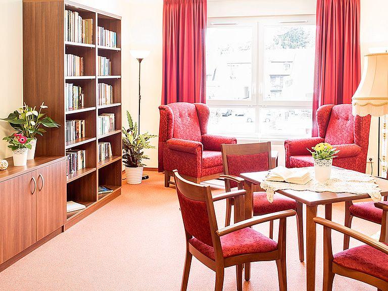 Seniorenheim in Büdingen, betreutes Wohnen und Pflege