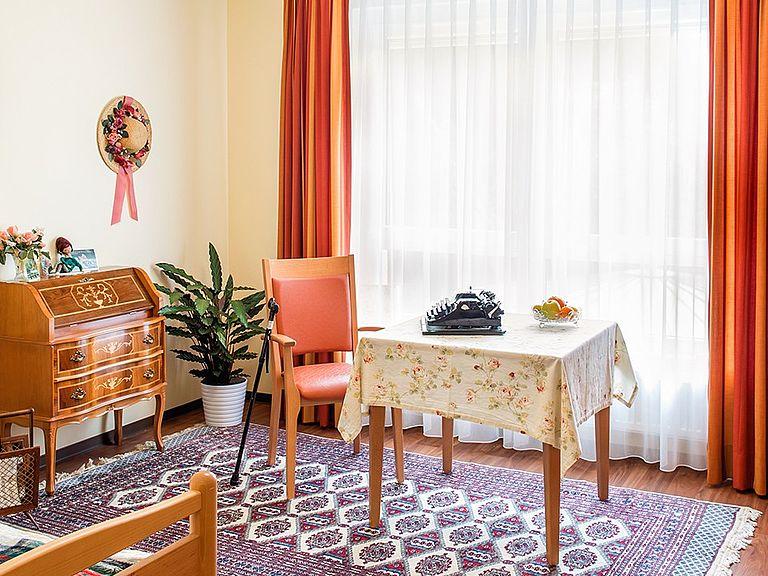 seniorenheim in b dingen betreutes wohnen und pflege. Black Bedroom Furniture Sets. Home Design Ideas