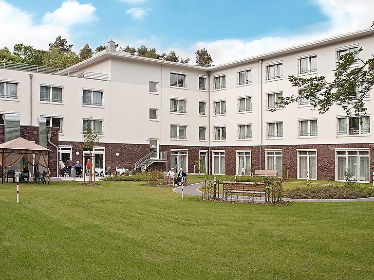 Seniorenheim in buchholz betreuung und pflege for Villa wedel